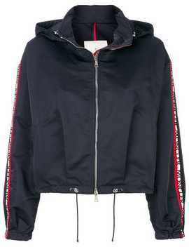 Cropped Zip Jacket by Moncler