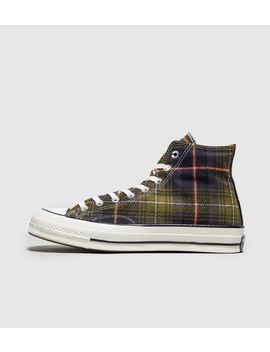 Converse Chuck Taylor All Star 70's High Plaid by Converse