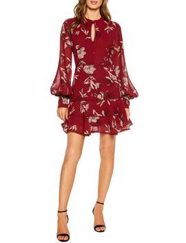 Tammy Floral Dress by Bardot