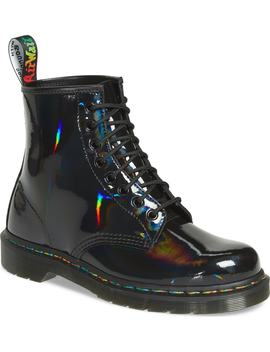 1460 Rainbow Patent Boot by Dr. Martens