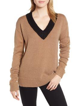 Arma Colorblock Sweater by Rebecca Minkoff