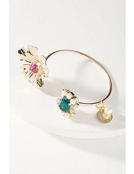 Falling Flora Cuff Bracelet by Anton Heunis
