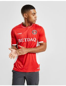 Hummel Charlton Athletic Fc 2018/19 Home Shirt by Hummel
