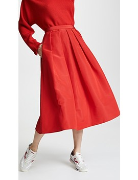 Full Skirt by Tibi