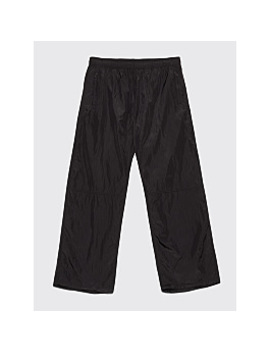 Our Legacy Para Sail Drape Pants Black Ripstop by Très Bien
