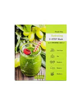 Snp Fresh Vitamin C 2 Step Hydrating Mask by Snp