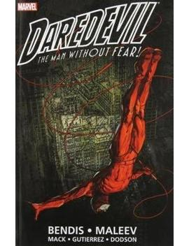 Daredevil By Brian Michael Bendis & Alex Maleev Ultimate Collection   Book 1 by Alex Maleev