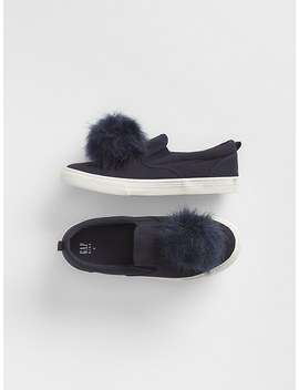 Pom Slip On Sneakers by Gap
