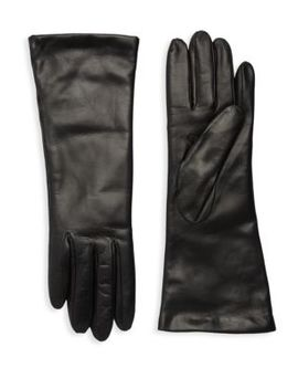 Classic Leather Gloves by Portolano