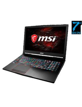 Msi Ge73 Vr 7 Rf 216 Ca 17.3' Gaming Laptop With Bundle! by Msi