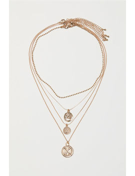 4 Pack Halsband by H&M