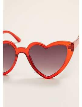 Γυαλιά ηλίου καρδιά by Mango