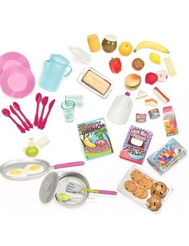 Our Generation Rv Camper Food Accessory Set by Our Generation