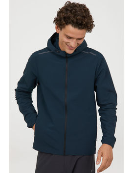 Hooded Winter Running Jacket by H&M