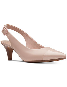 Collection Women's Linvale Emmy Pumps, Created For Macy's by Clarks