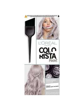 Colorista Hair Paint 10.1 Silver Grey by Colorista