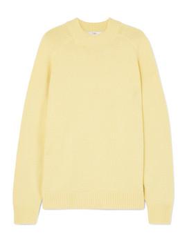 Oversized Cashmere Sweater by Tibi