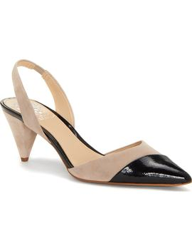 Corran Slingback Pump by Vince Camuto