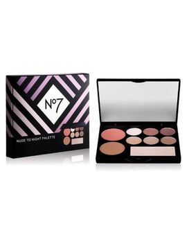 No7 Nude To Night Palette by No7