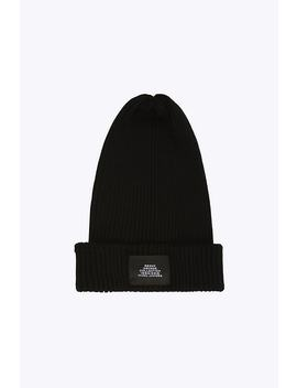 Knit Beanie by Marc Jacobs