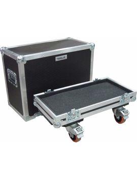 Fender Blues Junior 15 Watt 1x12 Combo Amp Swan Flight Case (Hex) by Ebay Seller