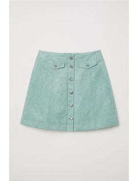 Короткая юбка by H&M