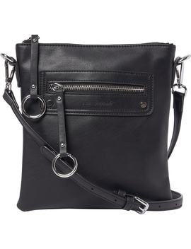 Huntress Vegan Leather Crossbody Bag by Urban Originals