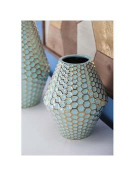 Cole & Grey Ceramic Table Vase & Reviews by Cole & Grey