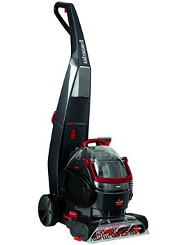 Bissell Pro Heat 2 X Lift Off Carpet Washer, 1000 W, Titanium/Red by Bissell