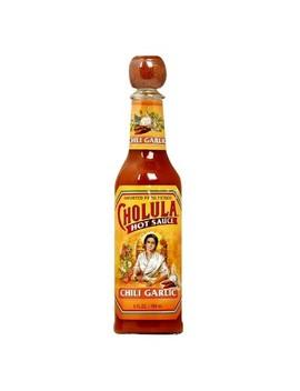 Cholula Chili Garlic Hot Sauce   5oz by Cholula