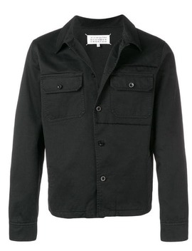 Pointed Collar Jacket by Maison Margiela