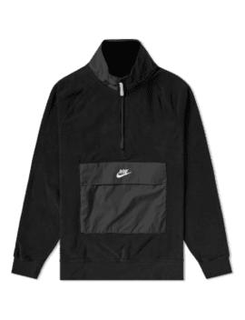 Nike Fleece Winter Half Zip Sweat by End.