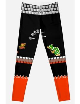 Super Mario Bros Bowser Fight by Idaspark
