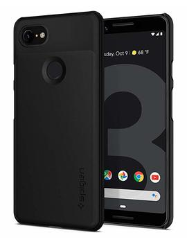 Spigen Thin Fit Designed For Google Pixel 3 Case (2018)   Graphite Gray by Spigen