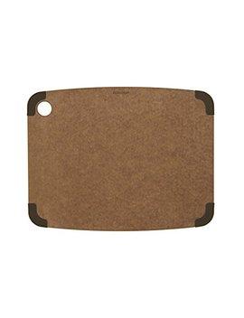 Epicurean Non Slip Series Cutting Board, 14.5 Inch By 11.25 Inch, Nutmeg/ Brown by Epicurean