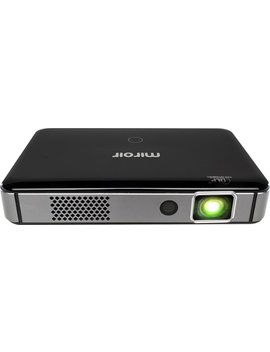 Surge Series Wireless Smart Dlp Projector   Black by Miroir
