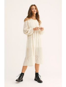 Gemma Midi Dress by Free People