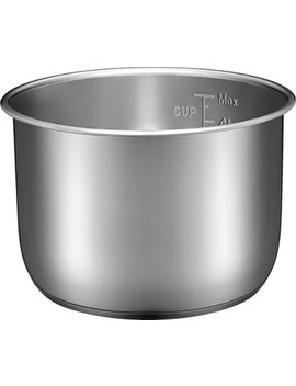 6 Quart Stainless Steel Pressure Cooker Pot by Insignia™