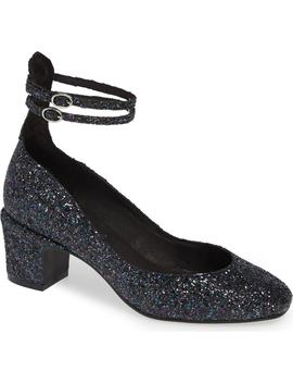 Lana Ankle Strap Pump by Free People