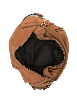 Leather Moto Hobo Bag by Rebecca Minkoff