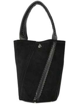 Crochet Medium Hex Bucket Bag by Proenza Schouler