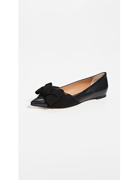 Eleanor Flats by Tory Burch