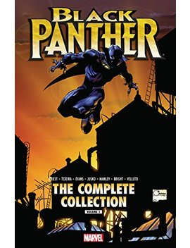 Black Panther By Christopher Priest: The Complete Collection Vol. 1 (Black Panther (1998 2003)) by Christopher Priest