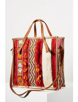 En Shalla Square Tapestry Bag by En Shalla