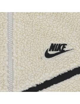 Windrunner Tech Fleece Jacket Light Bone / Black by Nike