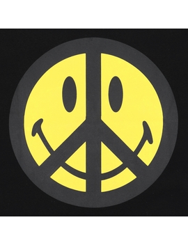 Peace T Shirt Black by Chinatown Market