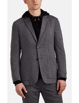 Clinton Wool Travel Sportcoat by Theory