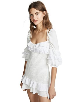 Bora Bora Mini Dress by For Love & Lemons