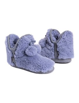Periwinkle Amira Slipper Boot   Women by Zulily
