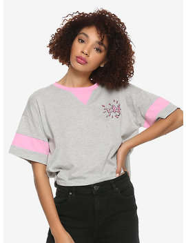 Her Universe Overwatch D.Va Girls Crop T Shirt by Hot Topic
